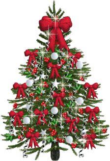 Bildresultat för paket och julgran